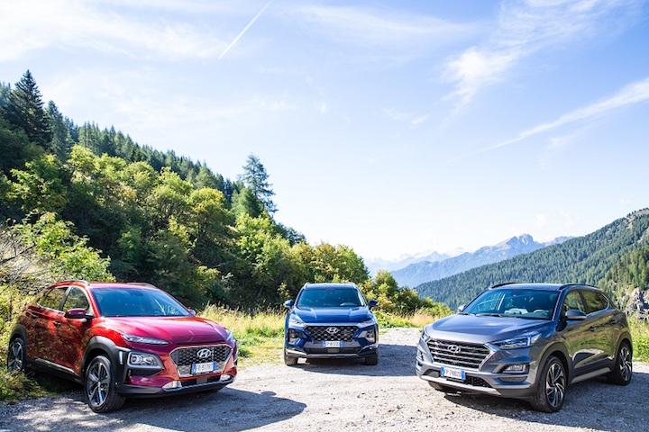 Suv Hyundai, tutte le novità anti-ansia per i guidatori