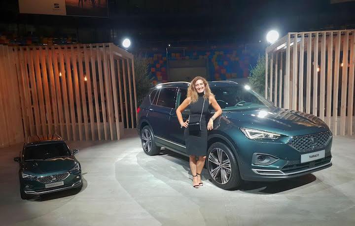 Seat Tarraco: il SUV che completa la famiglia…in tutti i sensi