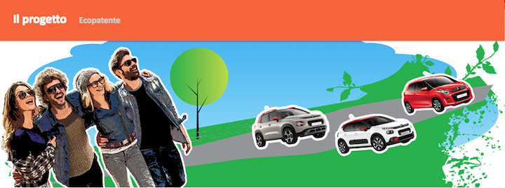 EcoPatente: per guidare in modo responsabile a tutte le età.