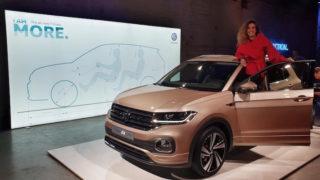 Volkswagen T-Cross: nata già grande