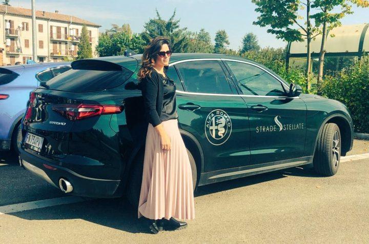 Con Alfa Romeo in marcia sulle strade del gusto