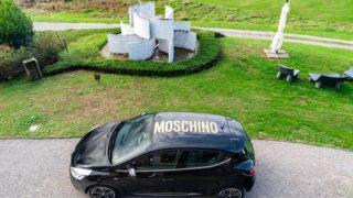 CS- Renault CLIO si veste MOSCHINO: Glamour accessibile a tutti