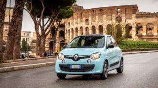 CS - Renault TWINGO GPL: le Green c'est chic!
