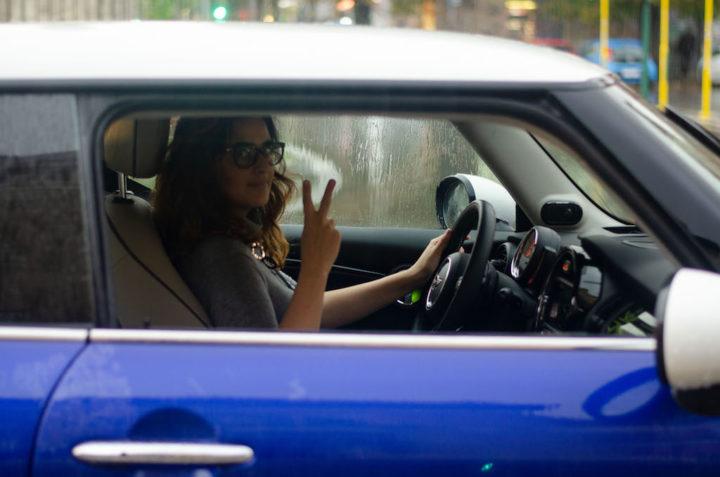 Mini Cooper SD: donne, anche un motore diesel può migliorare la giornata!