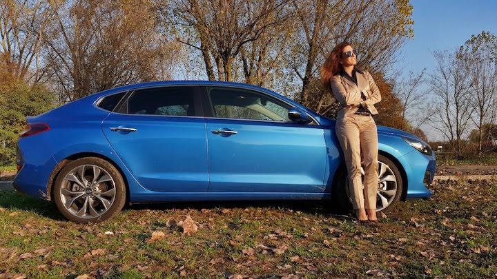 Hyundai i30 Fastback: la coupé cinque porte carismatica