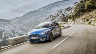 All-New Ford Fiesta ST
