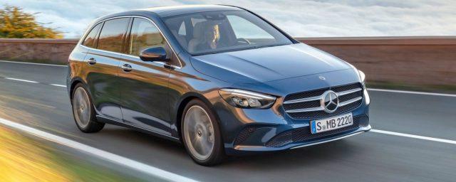 Mercedes Classe B, rivoluzione tedesca…formato famiglia