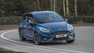All-New Ford Fiesta ST Offers Limited-Slip Differential and Debuts Patented Technology for Ultimate Driving Dynamics