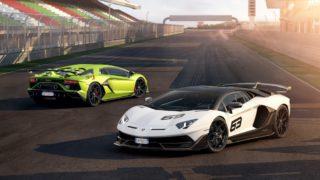 Lamborghini SVJ and SVJ 63