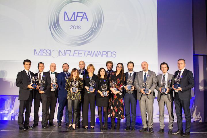 Le donne regine delle flotte auto al MissionFleet Awards