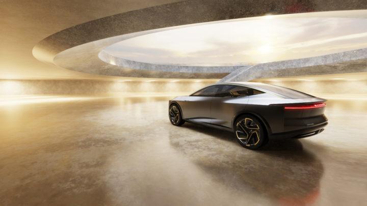 """Nissan svela IMs: nuovo concept di """"berlina sportiva di lusso"""""""