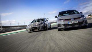 Arriva la Golf GTI TCR, versione di serie dell'auto da competizione