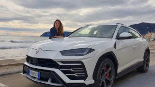 Lamborghini Urus: il super SUV che può diventare una city car.