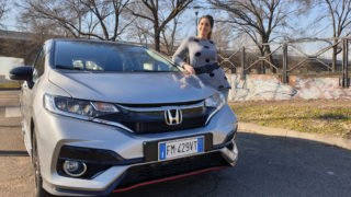 Honda jazz, fascino per giovani coppie