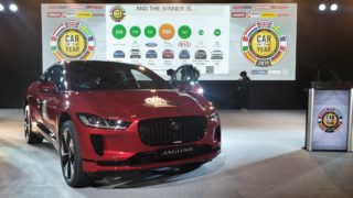 Car of the Year 2019: the winner is Jaguar I-Pace