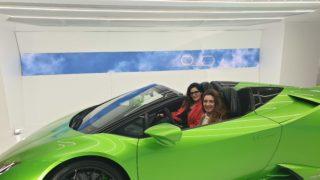Lamborghini e design, amore a prima vista