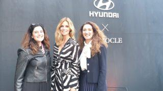 """Filippa Lagerbäck: una donna green per il concept """"Style set free"""" di Hyundai"""