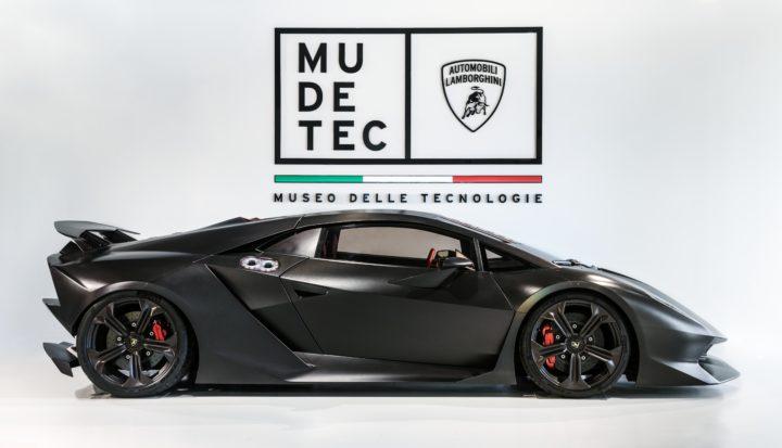 Il Museo Lamborghini diventa MUDETEC: a tutta tecnologia