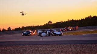 Roborace, a lavoro sulle auto del primo campionato a guida autonoma