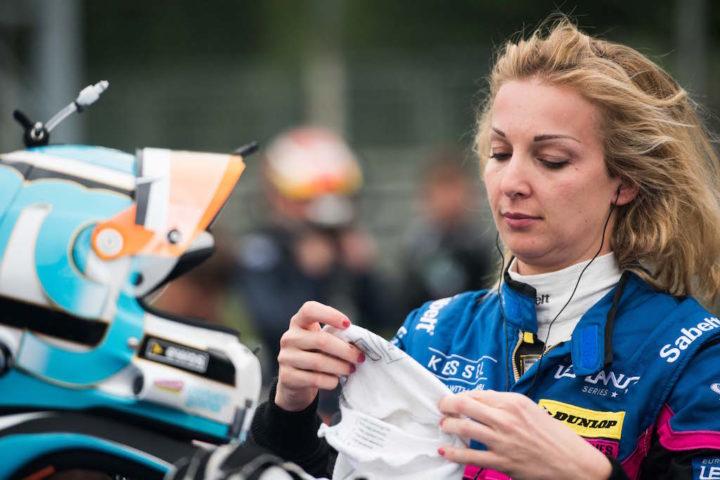 24 Ore di Le Mans 2019: intervista a Manuela Gostner pilota dell'equipaggio femminile Kessel Racing