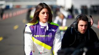 Vicky Piria: a tu per tu con l'italiana della W Series