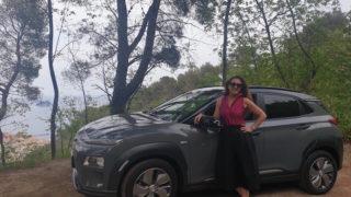 Hyundai Kona Electric: il SUV silenzioso con più di 400 km reali di autonomia