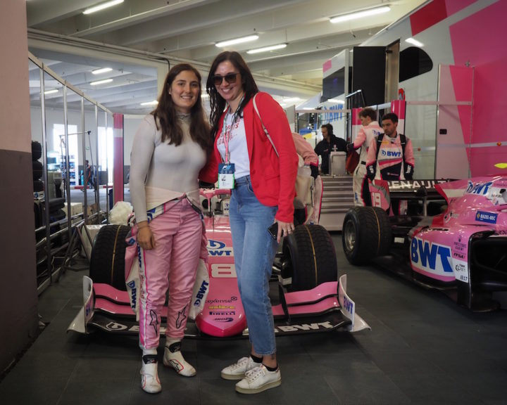 Formula2, a Montecarlo un talento in rosa chiamato Calderón
