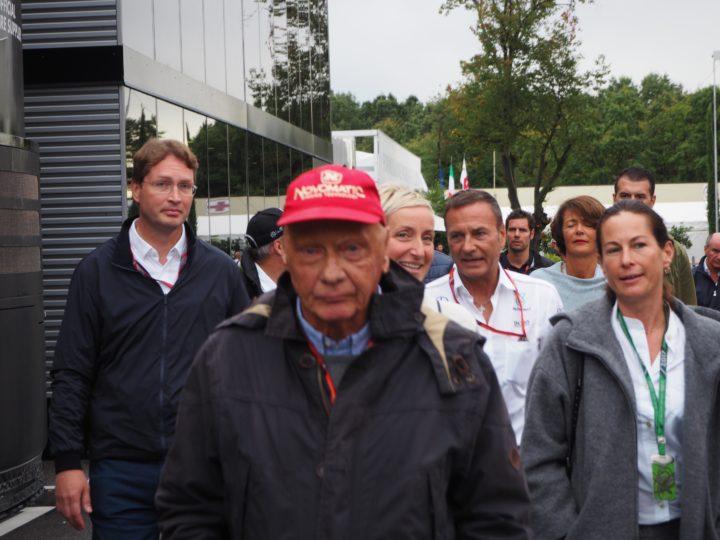 Addio Niki Lauda, leone della Formula 1