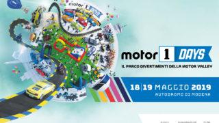 Motor1Days: due giorni di passione e adrenalina nella Motor Valley