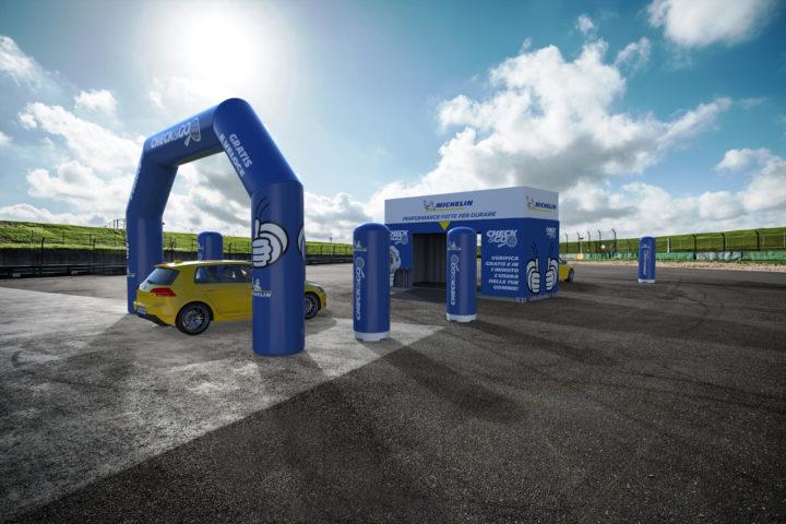 Parte Check&Go: il tour italiano di Michelin per verificare lo stato di usura di tutti i vostri pneumatici