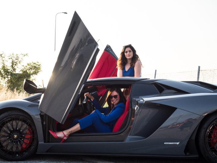 Lamborghini Aventador S Roadster, icona di stile allo stato dell'arte