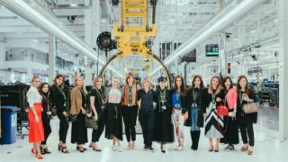 "Lamborghini per le donne: ""Future FAB. Innovation & Transformation Award"""