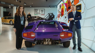 MUDETEC: il Museo Lamborghini cambia veste