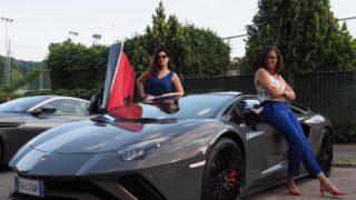 Parco Valentino, torna il divertimento ai saloni dell'auto