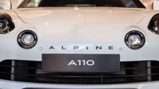 CS - Alpine A110S, la nuova versione ultra sportiva di Alpine