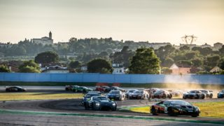 Blancpain GT World Challenge Misano - Start