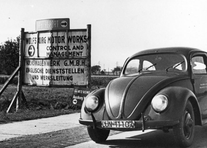 Il Maggiolino, lo scarafaggio diventato leggenda