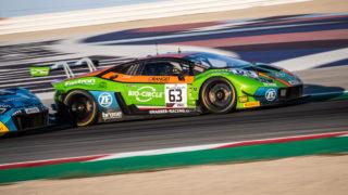 Lamborghini Grasser Racing Team Misano 3