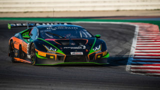Lamborghini Orange1 FFF Racing team Misano