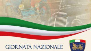 Giornata nazionale del veicolo d'epoca, pronto il gran galà