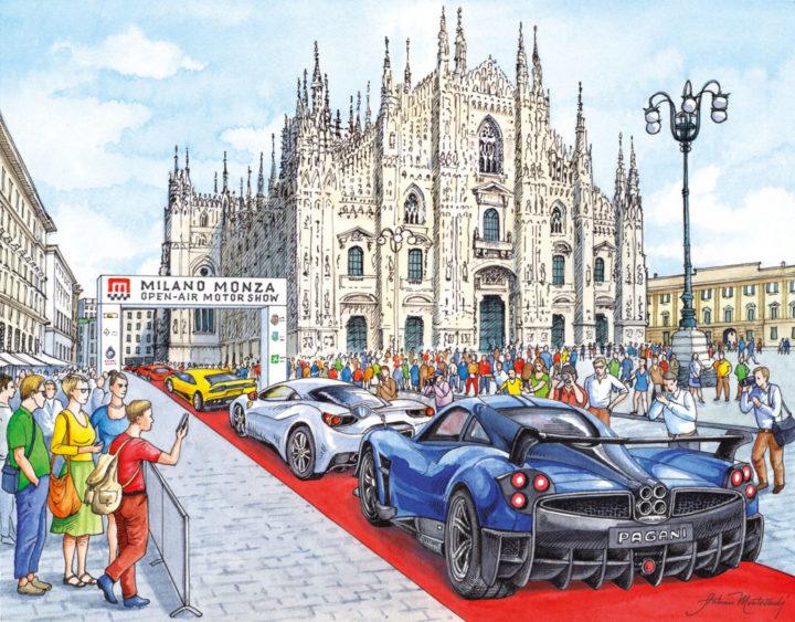 Nasce il Milano Monza Open-Air Motor Show ed è già protagonista