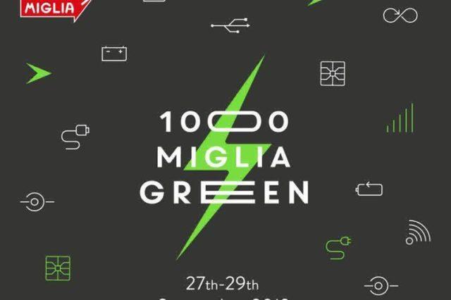 mille miglia green