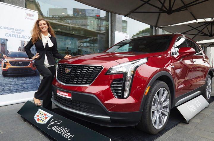 Cadillac XT4, il SUV compatto che arriva dall'America