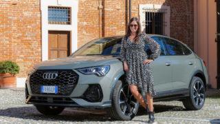"""Nuova Audi Q3 Sportback: ecco il primo SUV coupé compatto con gli """"anelli"""""""