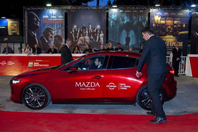 "Roma 17 Ottobre 2019, ITALIA. 14° Roma Film Festival Red Carpet del Film ""Motherless Brooklyn - I Segreti di una Città"" In the pictures: Mazda Photo by Stefano MICOZZI"