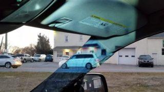 Ecco come funziona la soluzione ai punti ciechi dell'auto, progettata da una studentessa di 14 anni