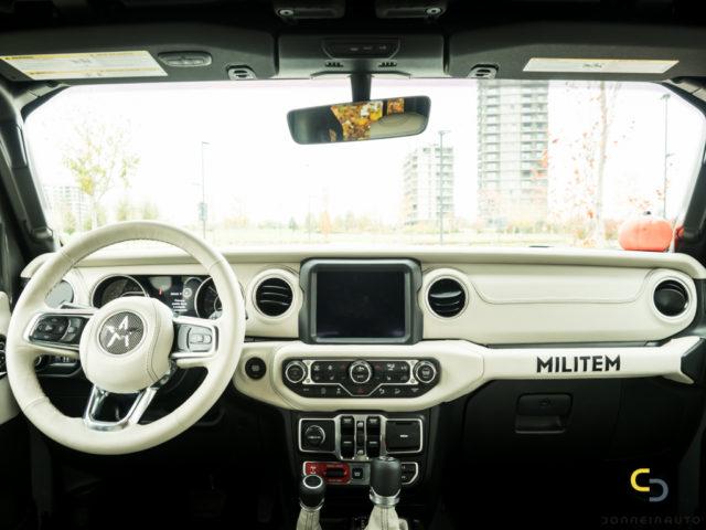 Jeep Militem