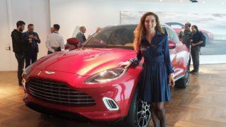 Aston Martin DBX: aspettando il prossimo James Bond