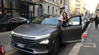 Hyundai Nexo: l'auto a idrogeno che pulisce l'aria