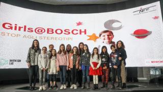 """Bosch: """"Le donne sono preziose. Non ci rinunciamo""""."""